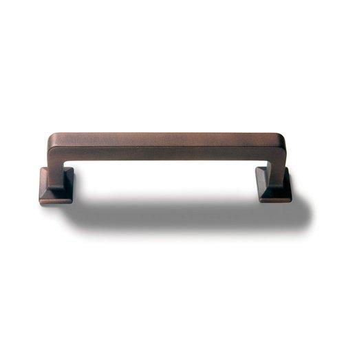 Ручка-скоба м/о 160мм, старая медь