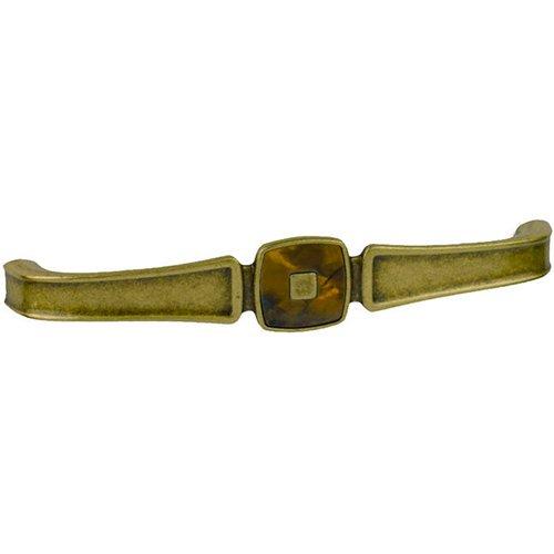 Ручка старая бронза/искусств. жемчуг м/о 160мм