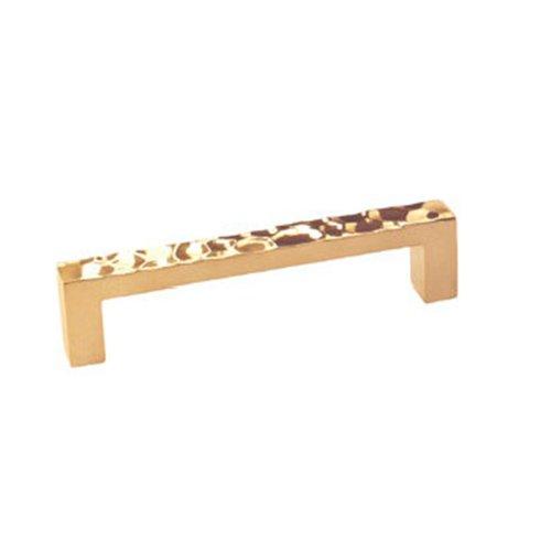 Ручка золото пол. L=138мм, м/о 128мм