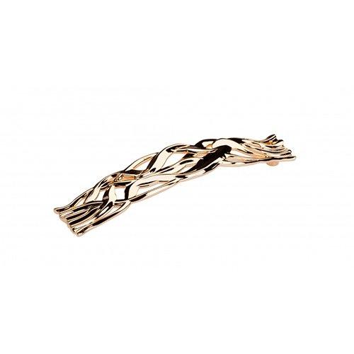Ручка золото пол. м/о 128мм