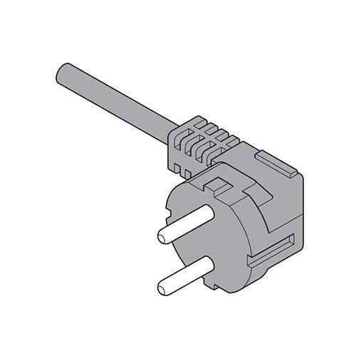 Сетевой кабель (2м)