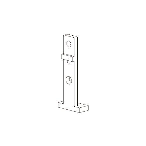 Шаблон для сверления вертикального профиля