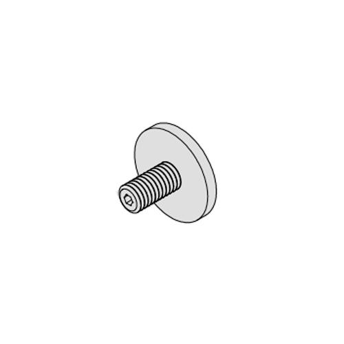 Шайба регулировочная 3TE004A для профиля C7003, сталь
