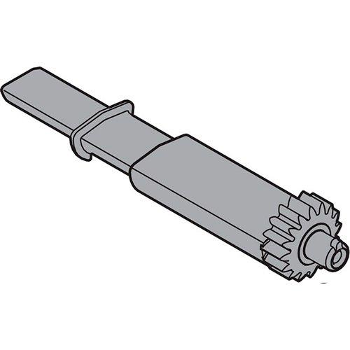 Синхронизатор TIP-ON, при ширине от 600мм, тем.-серый