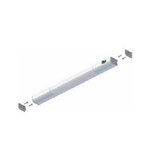 Светильник PRIMA DR V09 для выдв.ящ. флуор. L=1200мм, 21W, алюм.