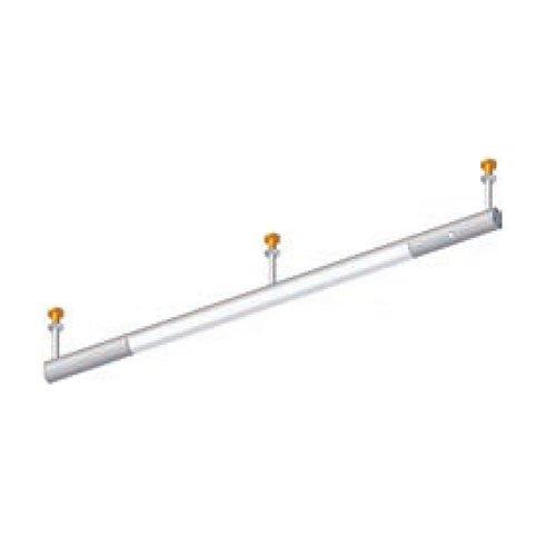 Светильник-штанга PLAY SENSOR флуор. L=580мм, 8W, алюм.