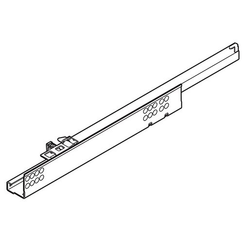TANDEM частич. выдв. L=410мм, левый, со встроенн. Blumotion