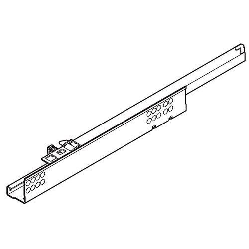TANDEM частич. выдв. L=510мм, правый, со встроенн. Blumotion