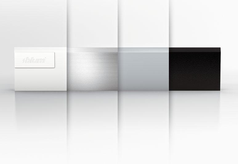 TANDEMBOX antaro, BLUMOTION, висота K 500, 65кг, терра-черный
