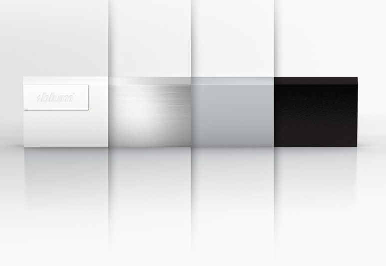 TANDEMBOX antaro, BLUMOTION, висота M 650, 65кг, белый шелк