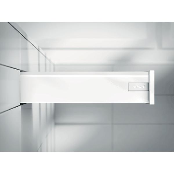 TANDEMBOX antaro, TIP-ON BLUMOTION, висота K 500, 30кг, белый шелк