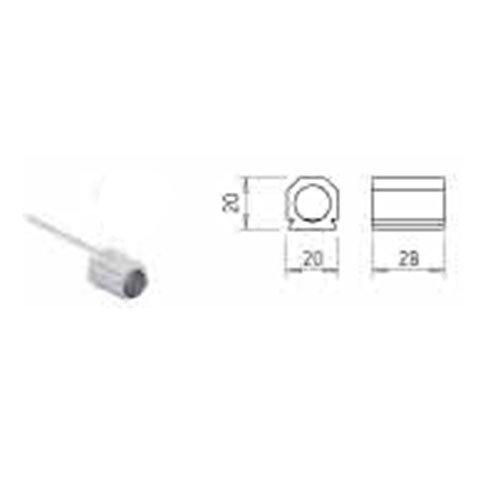 Выключатель LIMIT SENSOR 250W/220-240V, накладной, действие 0,5-4 см (для шкафов и гардеробов)