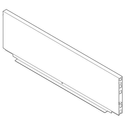 Задняя стенка LEGRABOX из стали, C (193), ВнШ=162.5-163.4мм, ОРИОН
