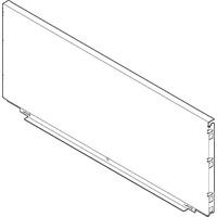 Задняя стенка LEGRABOX из стали, F (257), ВнШ=416.5-417.4мм, ОРИОН