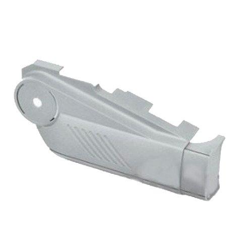 Заглушка механизма AVENTOS HS левая (пластик), белый шелк, под SD