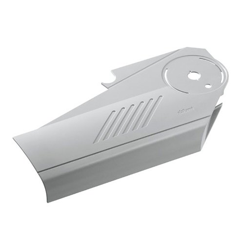 Заглушка механизма AVENTOS HS правая (пластик), серый