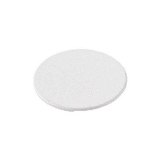 Заглушка AVENTOS HF, HS, HL,круглая, симметричная белая, без логотипа